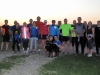 Pub Run from Frankland Arms April 2014