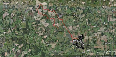Paulies Route