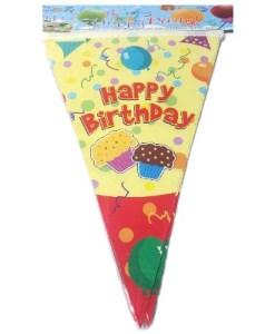 Cupcake Birthday Bunting