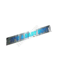Itś A Baby Boy Banner