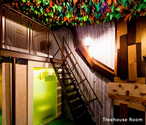 Loft-Treehouse