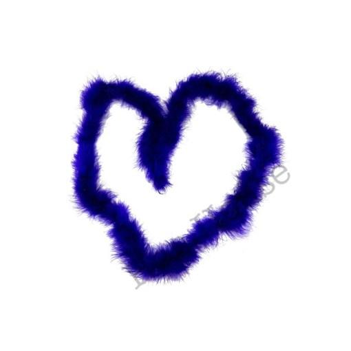 Deep Purple Feather Boa