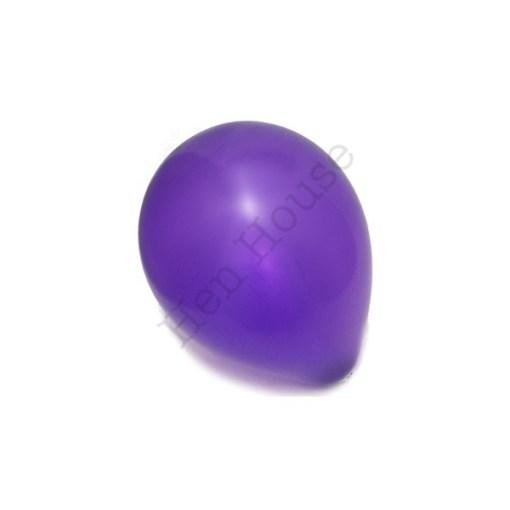 Purple Latex Balloon