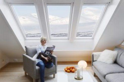 Henke Dachdecker für Stadthagen - Entscheidet man sich beim Austausch für eine größere Fenster-Lösung, ist der bauliche Aufwand oft nicht sehr viel größer, aber die Wohnqualität steigt durch mehr Tageslicht deutlich.