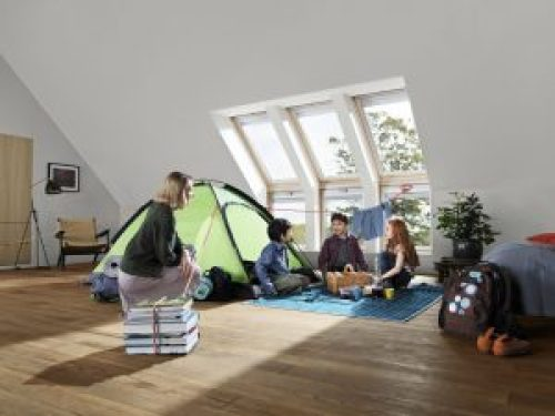 Henke Dachdecker für Stadthagen - Velux Dachfenster als besonders emissionsarm eingestuft