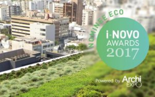 Henke Dachdecker für Bückeburg - ZinCo für die i-NOVO Eco Awards 2017 nominiert