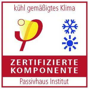 Henke Dachdämmung für Stadthagen - Clima Comfort erhält Passivhaus-Zertifikat