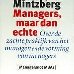 Henry Mintzberg – Managers, maar dan echte