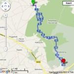Transparantie op je wandelingen en andere routes