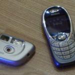 Mobiele telefonie: van GA628 tot 8900 Curve