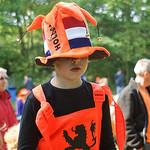 Zonovergoten kinderfeest Koninginnedag Balkbrug 2011