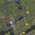 Wandeling in Vechtdal gemeente Ommen vanuit Balkbrug