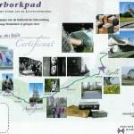 Westerborkpad – wandelen in het spoor van de Jodenvervolging van Nunspeet naar 't Harde