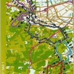 Vierdaagse Apeldoorn 2012 – 40km wandelen dag 1