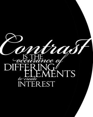 slide Contrast