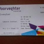 Cabaret met Silvester – In de lift