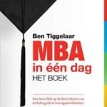 Ben Tiggelaar & Joël Aerts – MBA in één dag