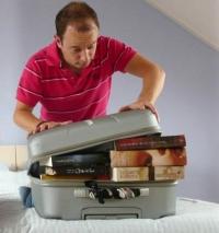 boeken koffer