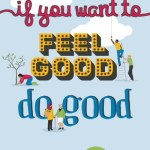 Giving is key #1 for happier living
