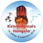 1e Kennedymars Hengelo: 80 kilometers wandelen door Twente