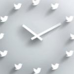 Hulp bij het zoeken van handige tijden om blogs en tweets te posten