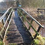 Kerstwandeling Landschap Overijssel en Drents Landschap 2014 door het Reestdal