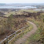 Wandelen over het Hollands Kustpad van Santpoort naar Hillegom