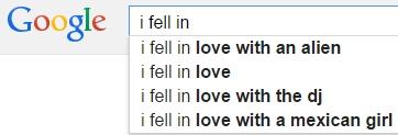 googlefellin
