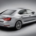 Een eerste blik op de nieuwe Škoda Superb