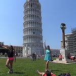 Bezoek aan Pisa en omgeving