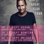 Concertverslag Reyer en Martin Smith in Hedon Zwolle
