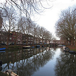 Wandelen in Overvecht, Zuilen en Lombok, binnenstad Utrecht omsingeld