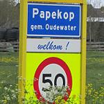 Wandelen langs familie Van der Klis tussen Gouda, Woerden en Oudewater