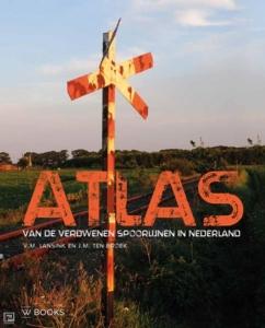atlas verdwenen spoorlijnen nederland