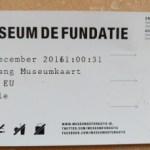 Zie de mens in museum De Fundatie Zwolle