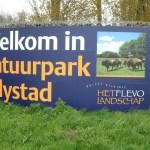 12e Natuurlijk Flevoland wandeltocht tussen Natuurpark Lelystad en Knarbos