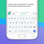 Grammarly als Android of iOS toetsenbord