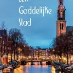 Amsterdam Church Route wandelen langs kerken en godshuizen in centrum