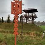 Wandelen langs de Limes van Leiden naar Woerden