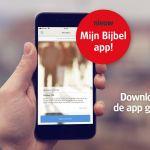Mijn Bijbel met 6 gratis Nederlandse bijbelvertalingen voor je smartphone of tablet