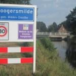 Wandelen langs watergangen in midden-Drenthe