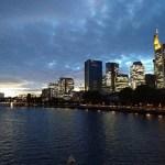 Impressies van Frankfurt am Main