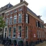 Pronkjewailpad van Groningen naar Martenshoek met het Groninger Museum toe