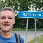 Rond om Arnhem wandelen