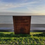 Wandelen over het Nederlands Kustpad van Delfzijl naar Uithuizen