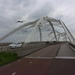Ronde om Amsterdam wandelen van Zuid naar Noord