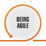 Agile zijn vraagt om uiteenlopende gedragingen. Niemand zei dat het makkelijk is