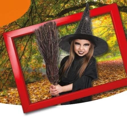 Halloween in Arboretum Poortbulten