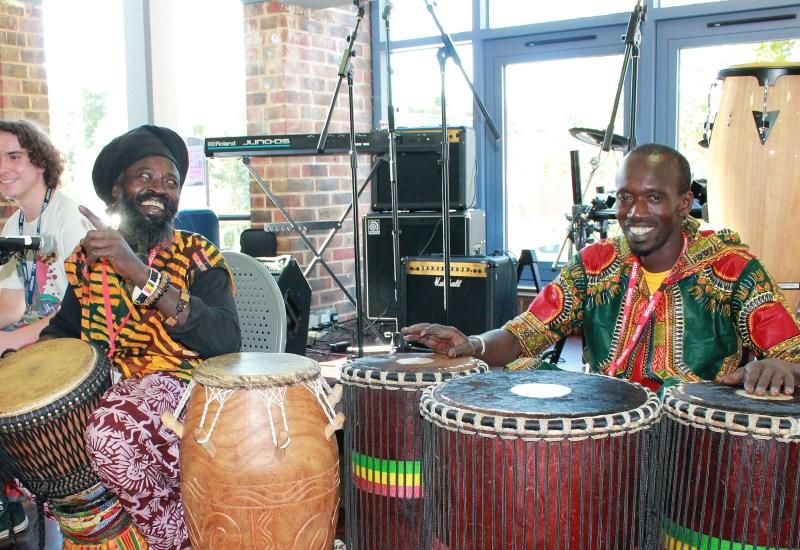 African Activities at Henley College