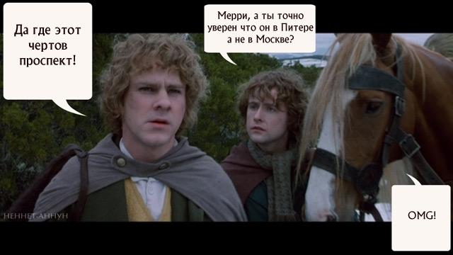quiz 007 03 Конкурс 10 лет Властелин Колец